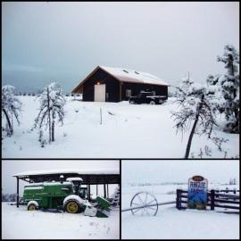 Rogue Farms Tygh Valley, Oregon