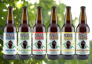 Rogue Farms Ales, Lagers and Mead