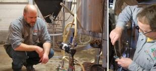 homebrew, homebrewing, baltic porter, farmstead brewery, rogue farms, rogue farms hopyard, independence, oregon