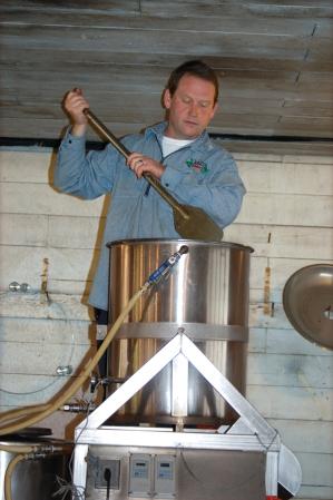 Farmstead Brewery Josh Cronin