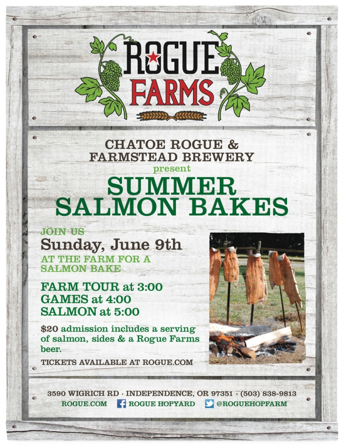 june 9 salmon bake