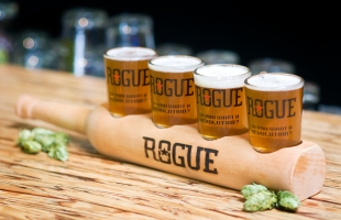Rogue Farms Single Hops Sampler