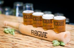 Rogue Farms Single Hops Sampler