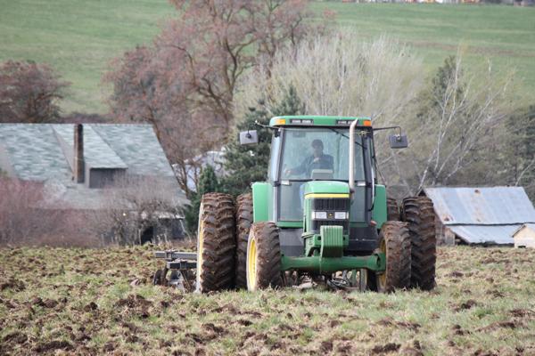 Plowing 2