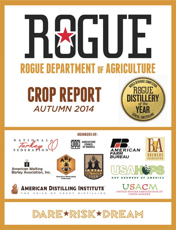 Crop Report Cover Autumn 2014