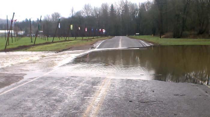 Minor Flood Dec 2014