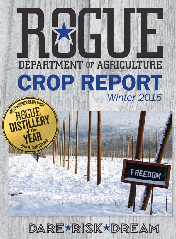 Winter Crop Report Cover
